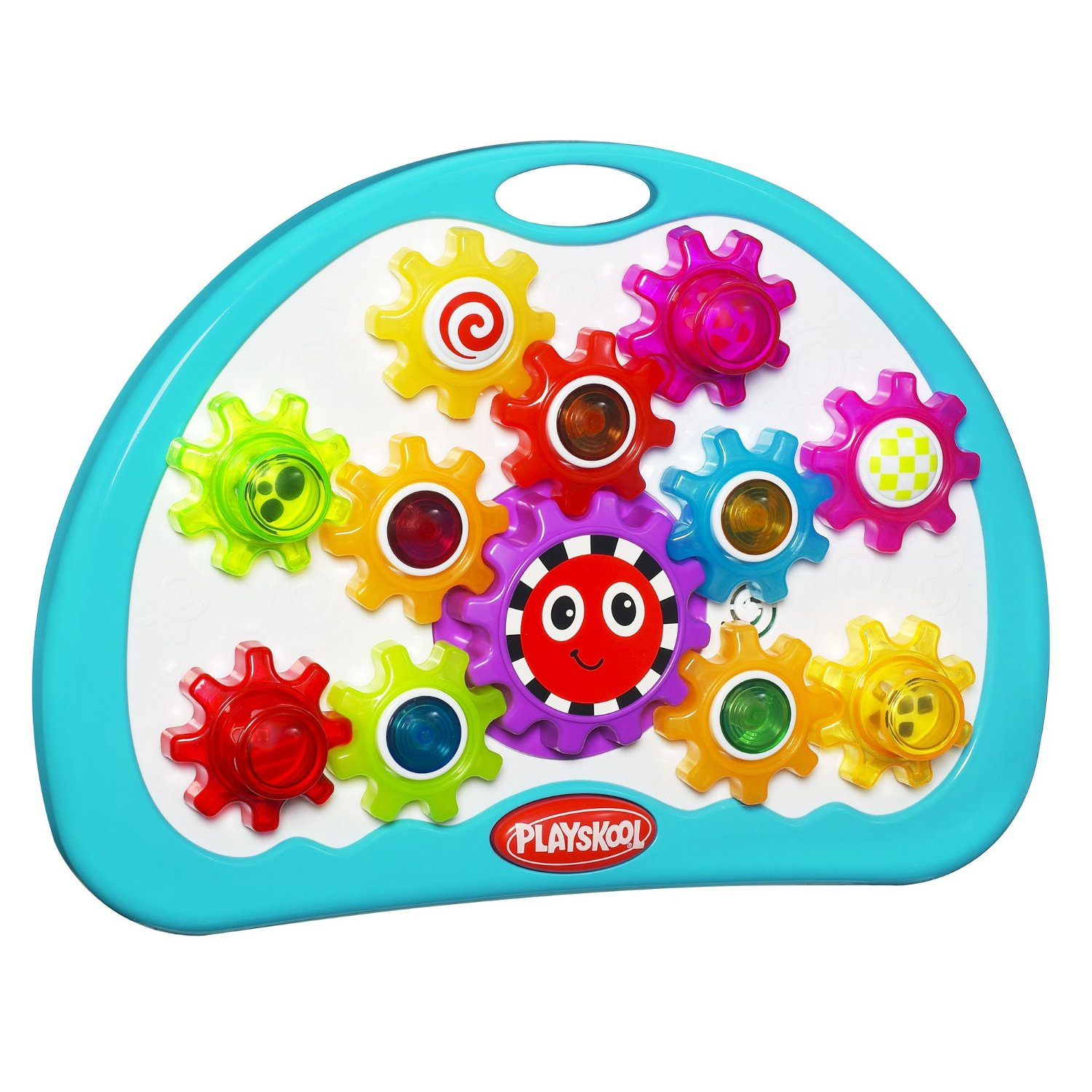 Playskool Busy Gears Switch Enabled