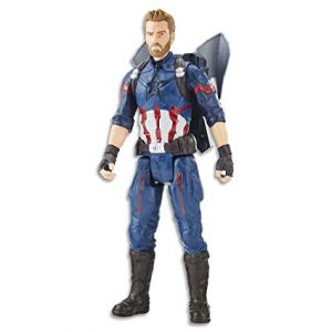 Switch Adapted Captain America FX
