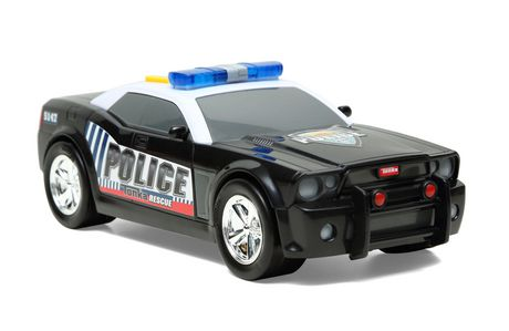 Tonka Rescue Force Police Car