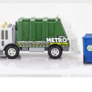 Tonka Rescue Force Garbage Truck